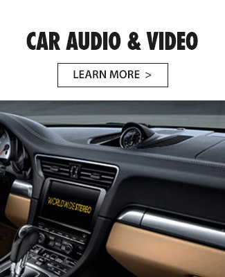Car audio and Video