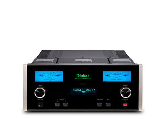 Integrated Amplifiers / Receivers
