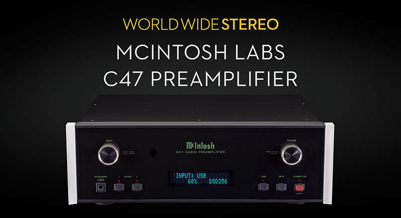 Mcintosh Product Reviews World Wide Stereo