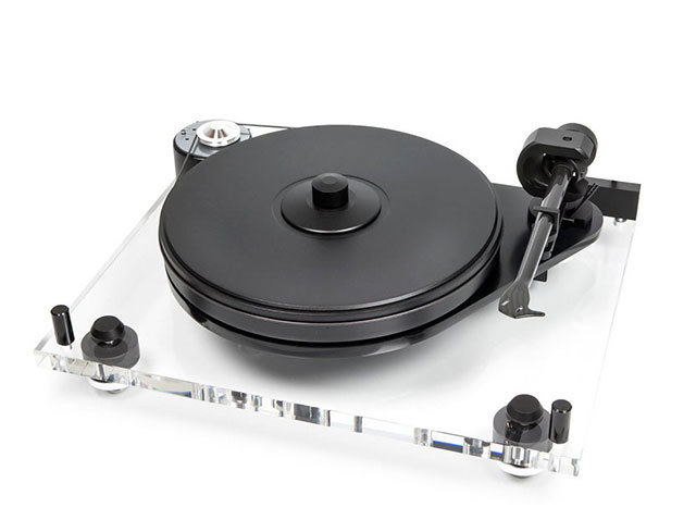 Pro-Ject 6Perspex DC Turntable SuperPack With Sumiko Blue Point Special EVO III