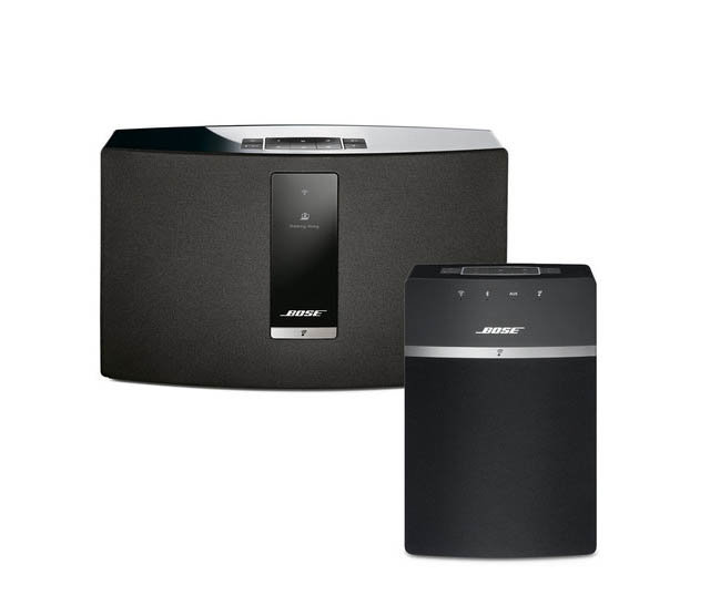 Get a free SoundTouch Wireless Music System with a qualifying purchase