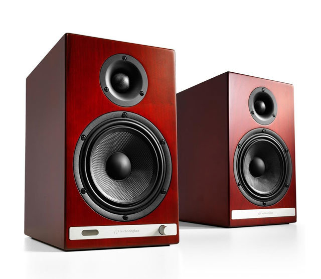 Save up to $150 on Audioengine Speakers, DACs, and Amps