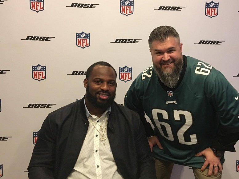 Bose Event with Fletcher Cox at World Wide Stereo