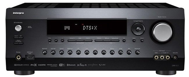 Integra DRX-3.1 7.2 Channel Network A/V Receiver
