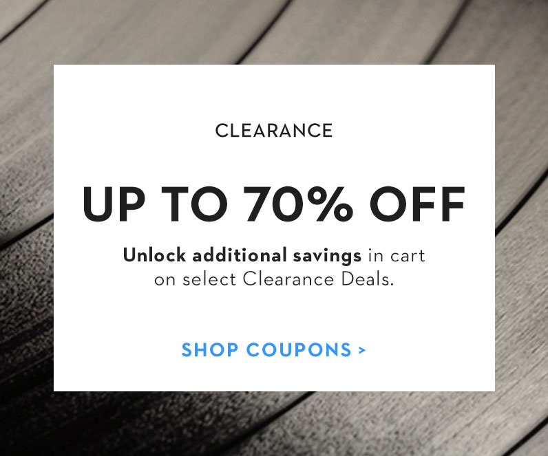 Shop all coupon offers