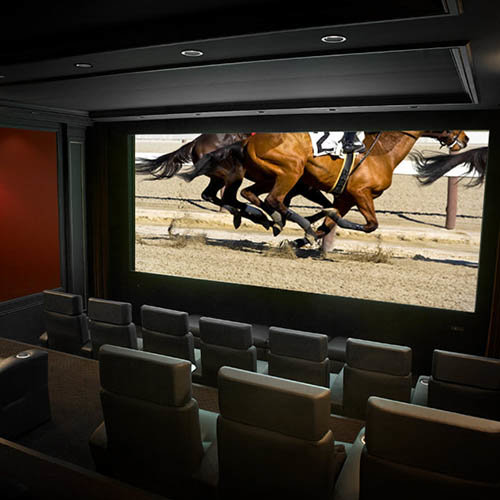 An Audiophile Home Theater in Montgomery County, PA