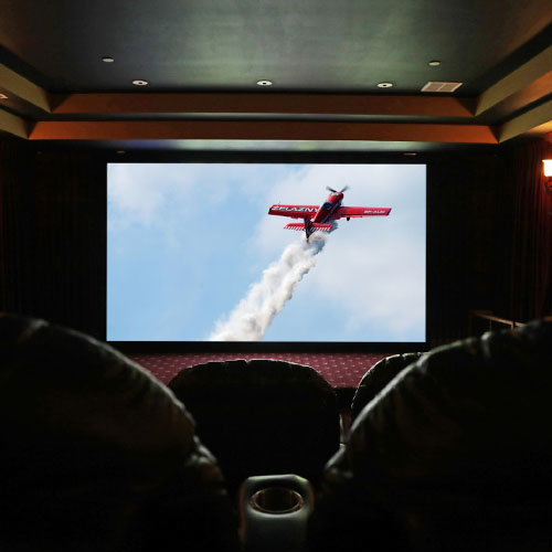 A Bryn Mawr, PA Home Theater Gets An Upgrade
