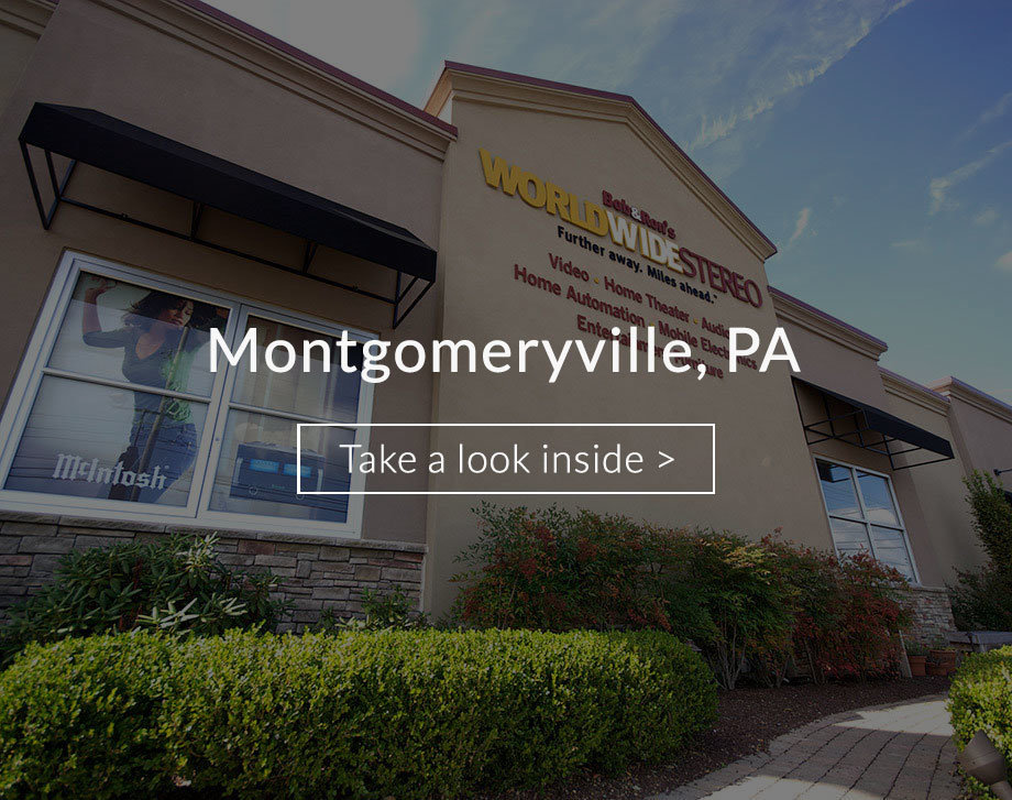 Montgomeryville, PA Showroom