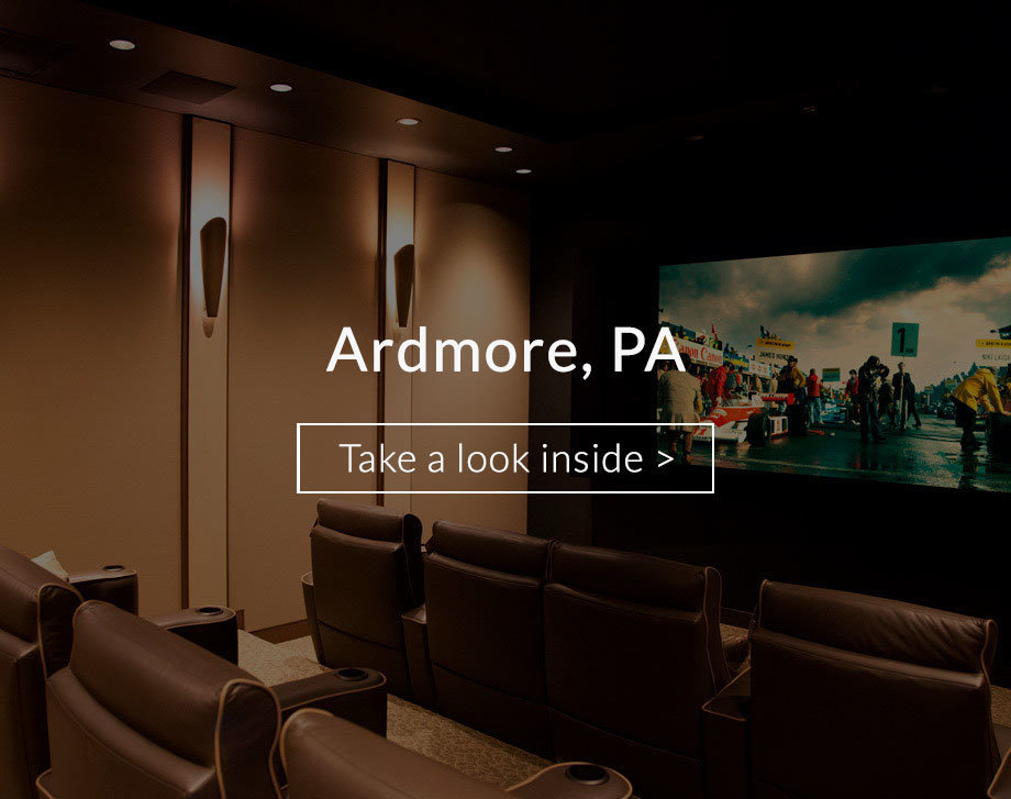 Ardmore, PA Showroom