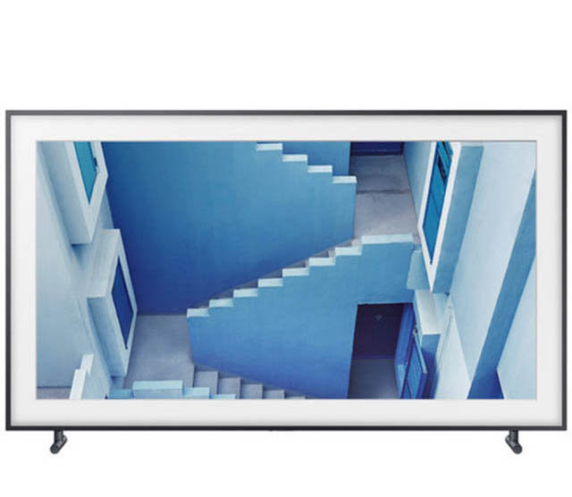 Free 6-month subscription to the Frame TV Art Store with the purchase of a Samsung The Frame TV
