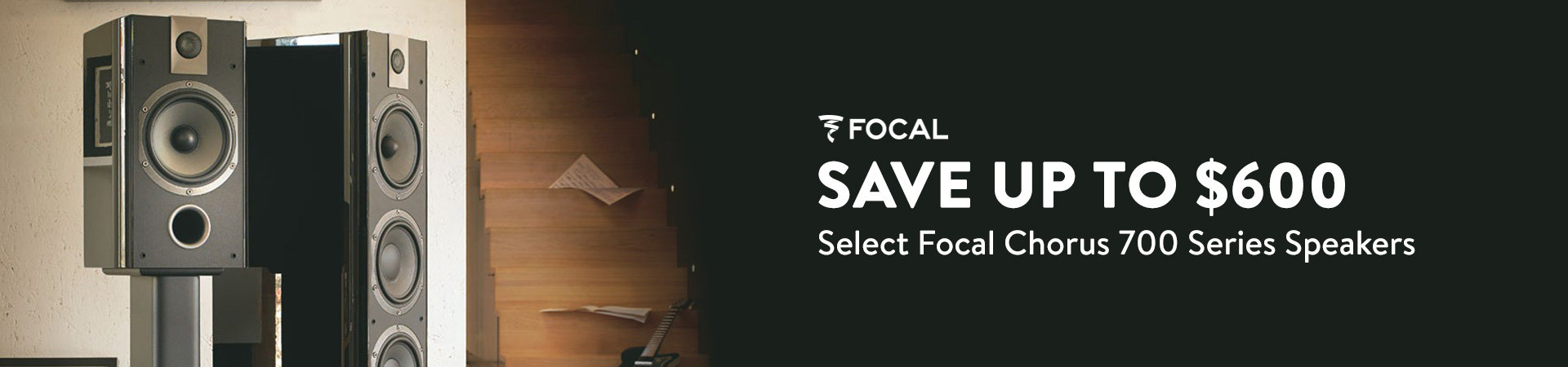 Focal Chorus Speakers Special Offers