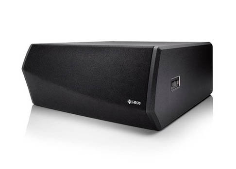 Denon HEOS Wireless Subwoofer (Black)