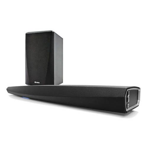 Denon HEOS 3.1 Channel Speaker System with HEOS Sub Wireless Subwoofer and HEOS Bar Soundbar