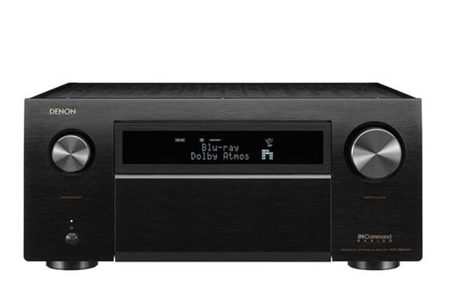 Denon Receivers & Integrated Amps