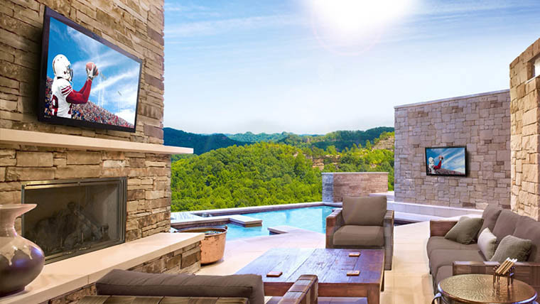Featured Outdoor Tvs