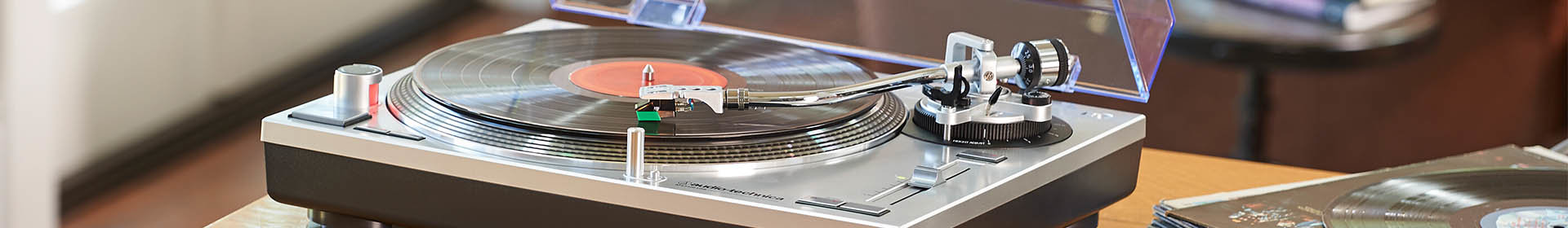 Turntables & Turntable Accessories