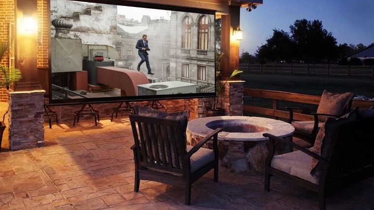 Outdoor Entertainment Theater
