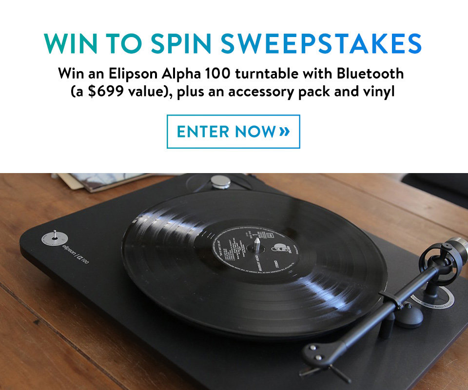 Win to Spin Sweepstakes