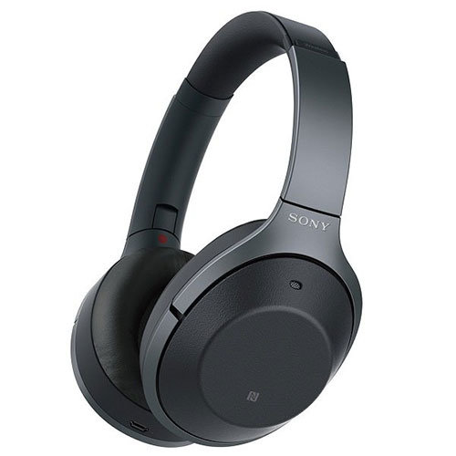Sony WH-1000XM2 Wireless Noise-Cancelling Over-Ear Headphones