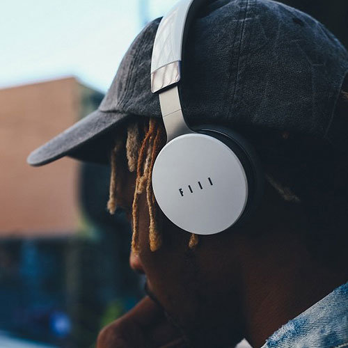 FIIL CANVIIS on-ear headphones