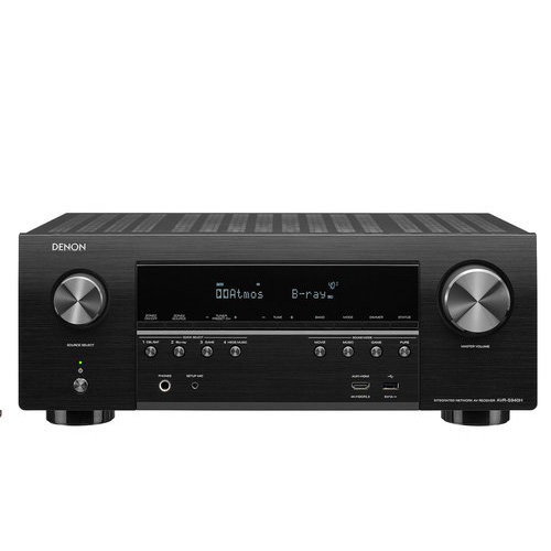 Denon AVR-S940H 7.2 Channel 4K Ultra HD AV Receiver with HEOS