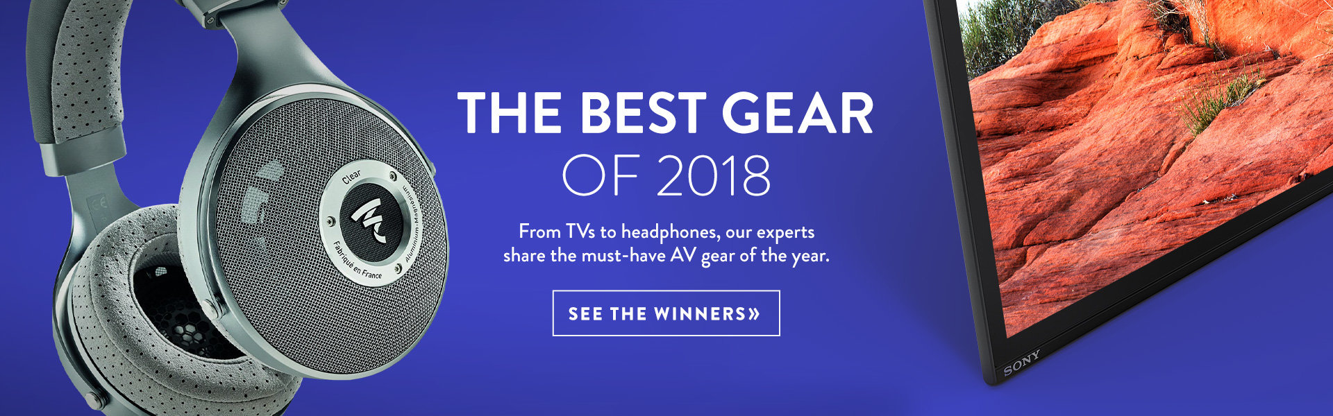 The Best Gear of 2018