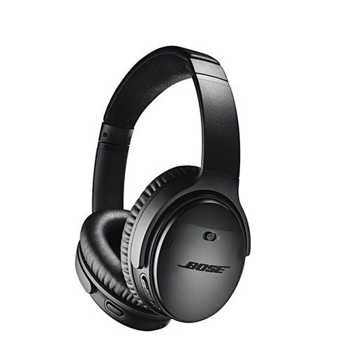 Bose QC35II QuietComfort 35 Wireless Noise-Cancelling Headphones II