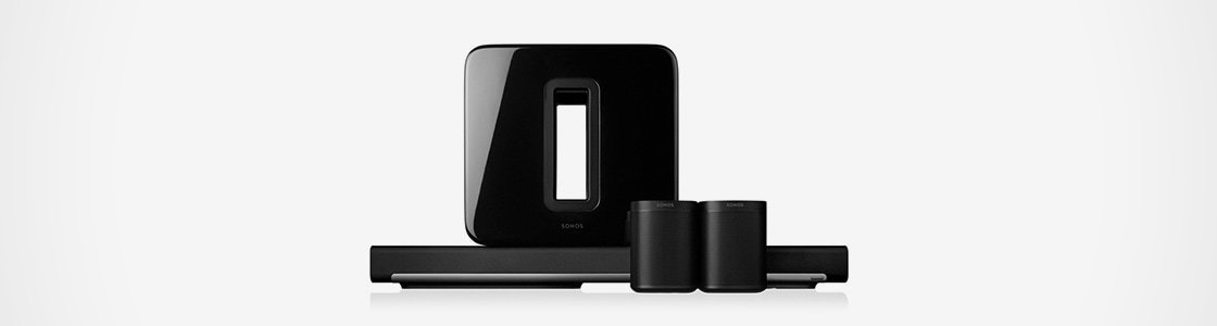 Sonos 5.1 Home Theater Set