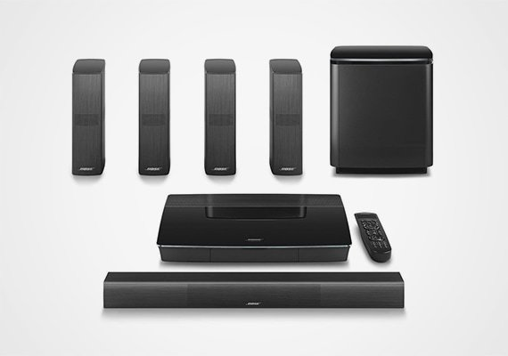 Bose Lifestyle 650 Home Theater System