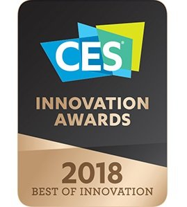 CES Innovation 2018 Award