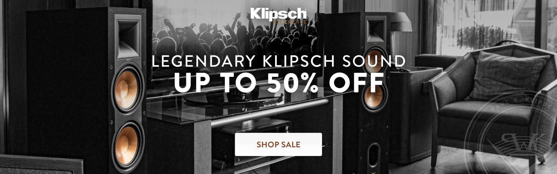 Klipsch Reference Sale