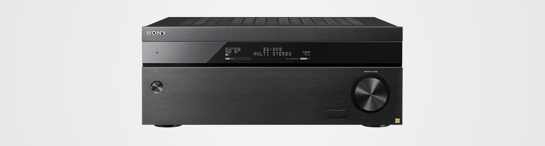 Sony STR-ZA5000ES 9.2-Channel AV Receiver