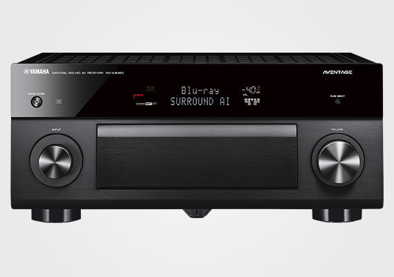 Yamaha RX-A3080 AVENTAGE 9.2-Channel AV Receiver