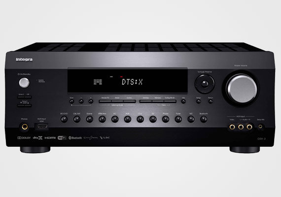 Integra DRX-3.2 9.2-Channel Network AV Receiver