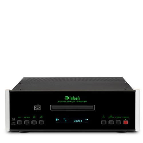 McIntosh MCT500 2-Channel SACD/CD Transport