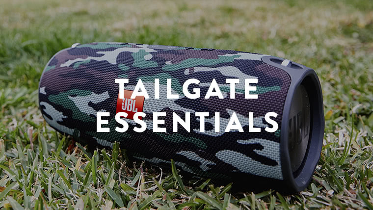 Game day tailgaiting gear