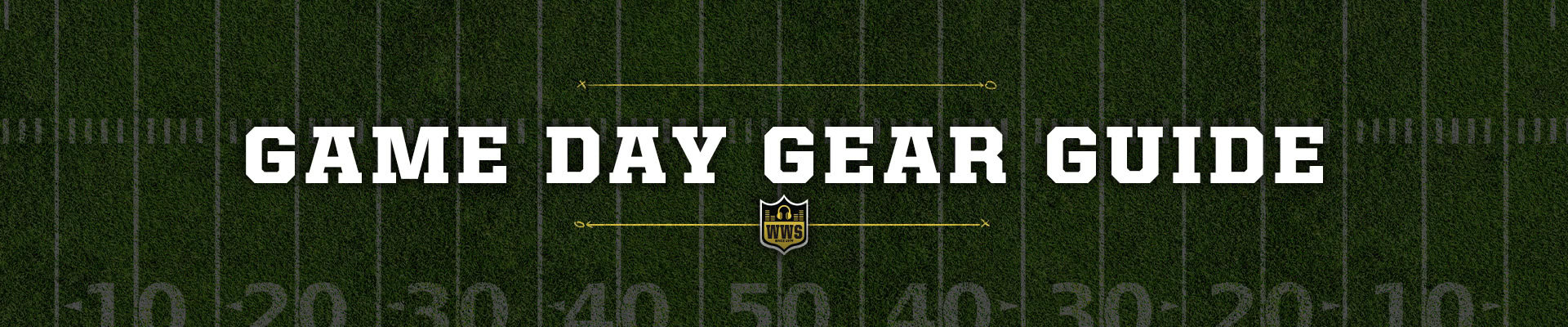Football game day audio and video buying guide