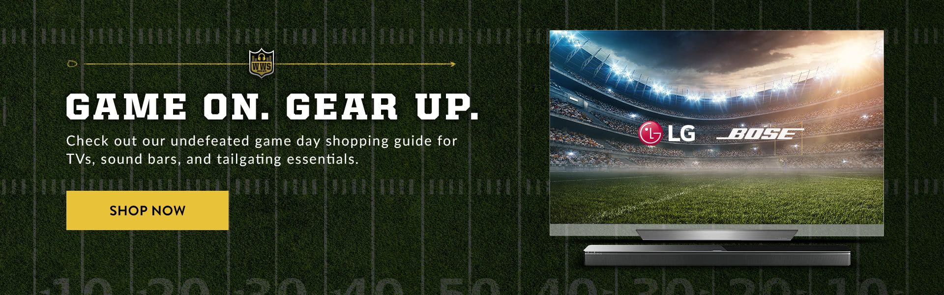 Game Day Gear Guide