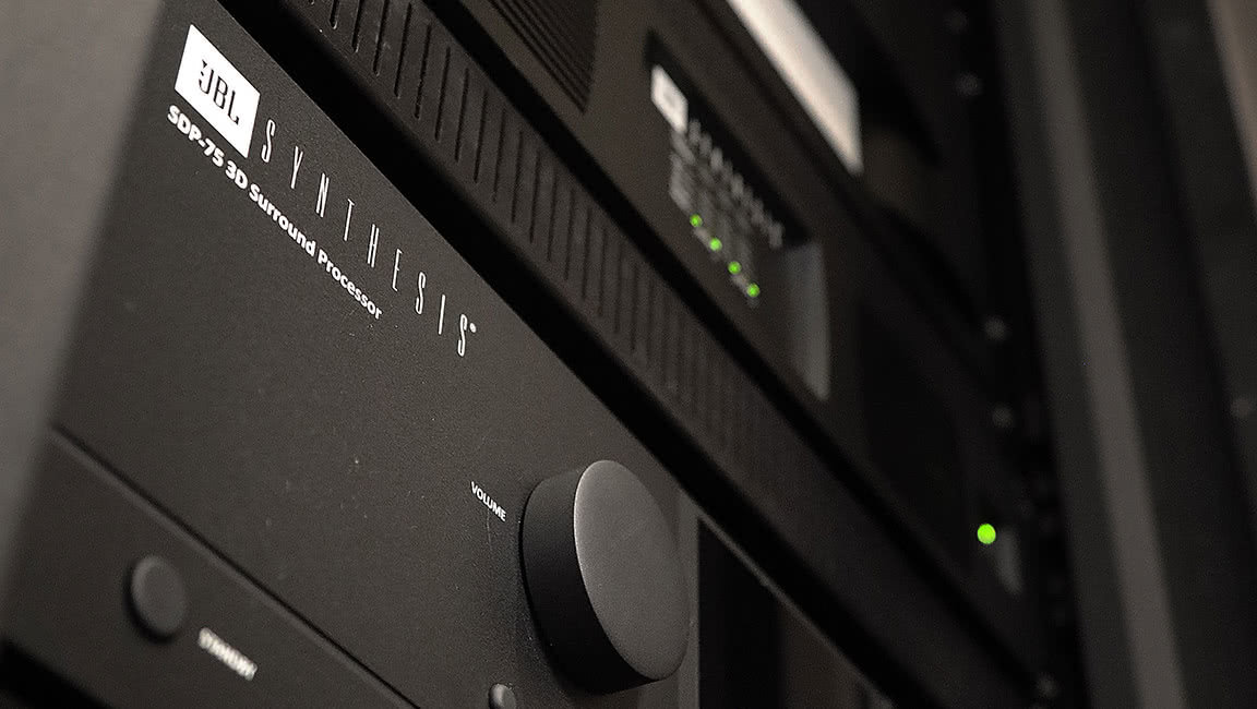 JBL Synthesis SDP-75 Surround Processor