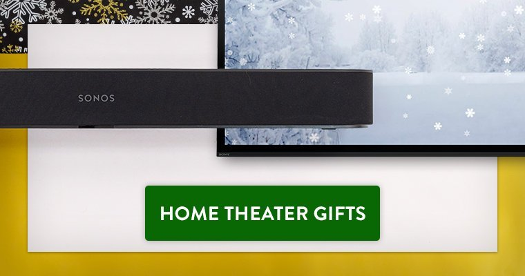 Home Theater Gift Guide