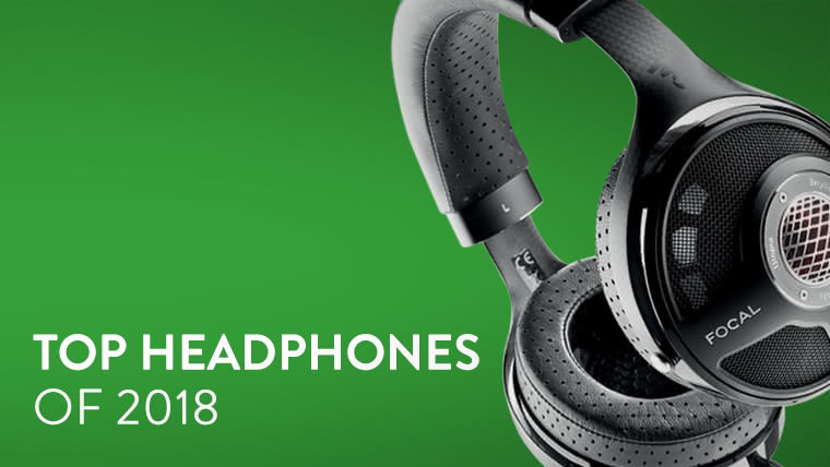 The Top Headphones of 2018