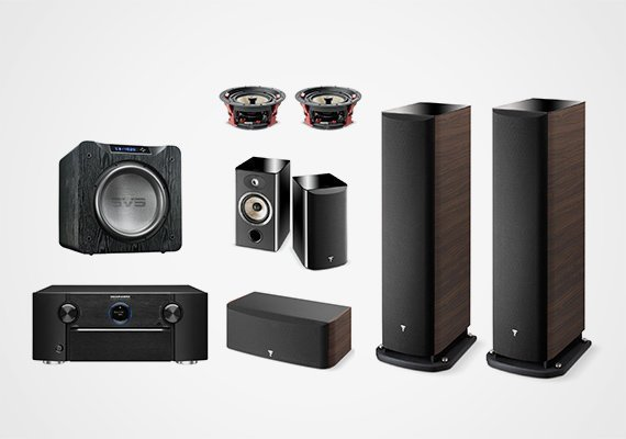 The 7 Best Home Theater Systems of 2019 | World Wide Stereo