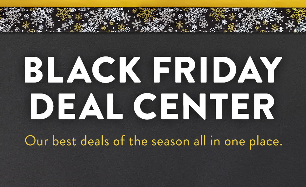 Black Friday Deal Center