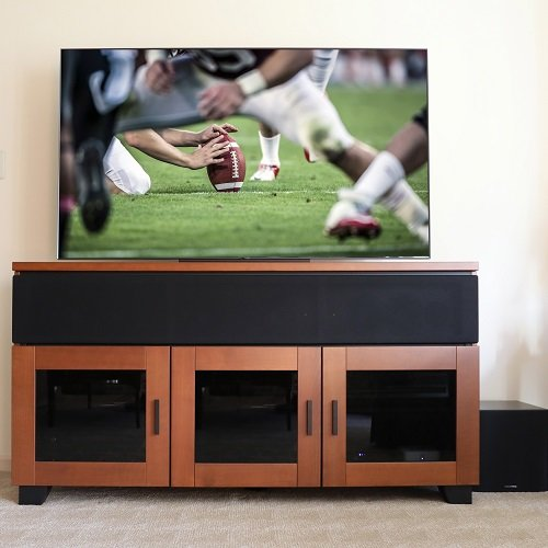 TV and Stereo Upgrade