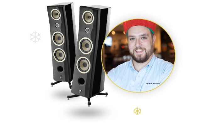 Focal Kanta Speakers