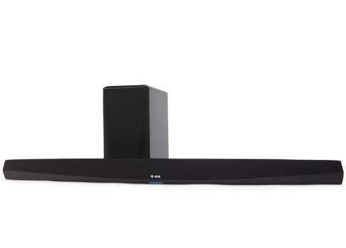 Denon HEOS HomeCinema HS2 Wireless 2.1 Soundbar with Wireless Subwoofer