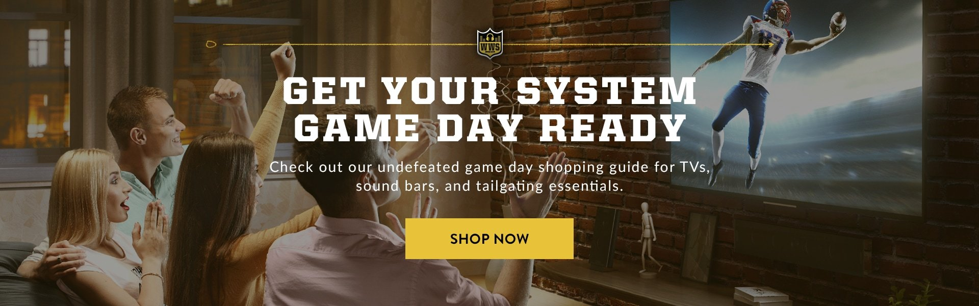 Football Sales & Gear for Game Day