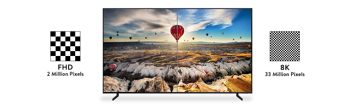 Samsung Q900 Review : 85