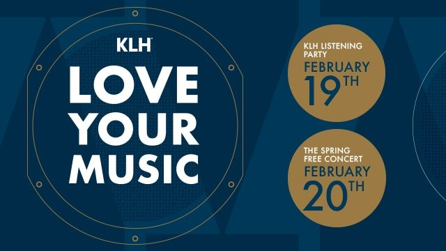 KLH: Love Your Music