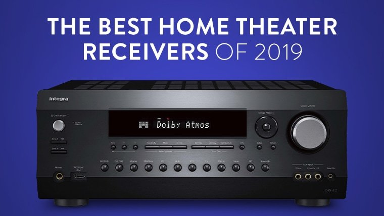 The Best Home Theater Receivers of 2019